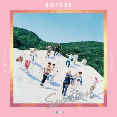 2nd Mini Album: BOYS BE (Hide Ver.)