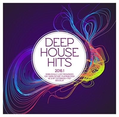 Deep house hits 2016 1 hmv books online 26421392 for House hits 88