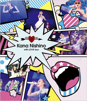 with LOVE tour (DVD)