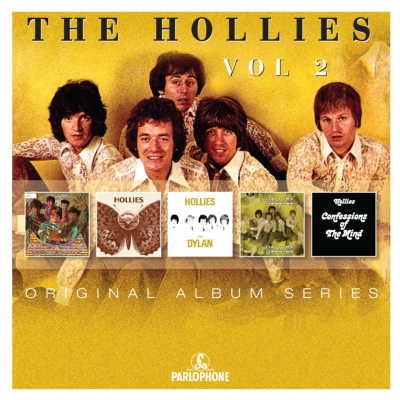 5cd Original Album Series Box Set Vol.2
