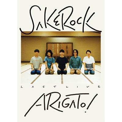 LAST LIVE ''ARIGATO!'' (DVD)