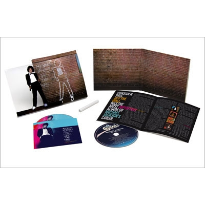 Off The Wall (CD +DVD)