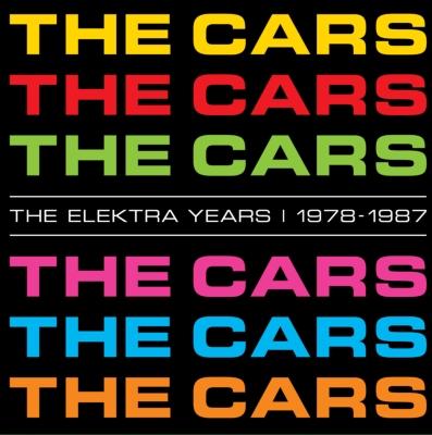 Elektra Years 1978-1987 (BOX仕様/6枚組/180グラム重量盤レコード)