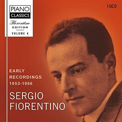 セルジオ・フィオレンティーノ・エディション第4巻(10CD)