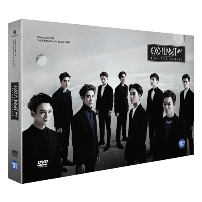 [Concert] EXO PLANET #2 ‐The EXO'luXion IN SEOUL‐ (2DVD) [DVD9.ISO]