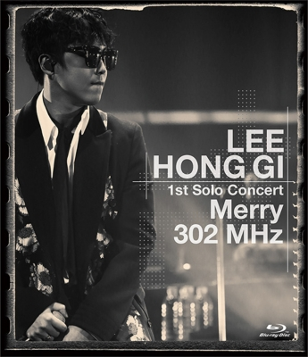 Lee Hong Gi 1st Solo Concert `merry 302 Mhz` : Lee Hong Gi ...