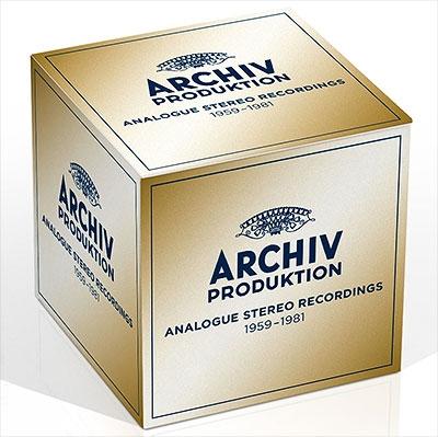 archiv produktion vol 2 50cd box hmv books online online shopping information site. Black Bedroom Furniture Sets. Home Design Ideas