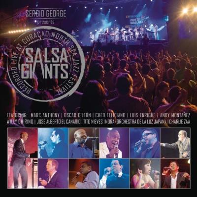 Sergio George Presents Salsa Giants (Live)
