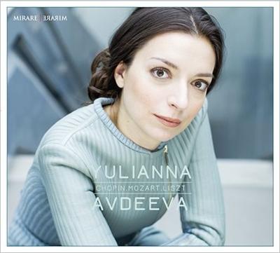 ショパン:幻想曲、モーツァルト:ピアノ・ソナタ第6番、リスト:ダンテを読んで ユリアンナ・アヴデーエワ