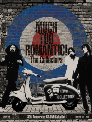 MUCH TOO ROMANTIC!〜The Collectors 30th Anniversary CD/DVD Collection【完全受注限定生産】