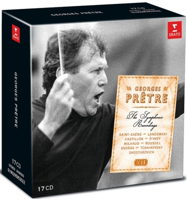 Georges Pretre : The Symphonic Recordings (17CD)