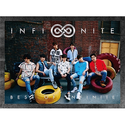BEST OF INFINITE 【初回限定盤A】 (CD+Blu-ray)
