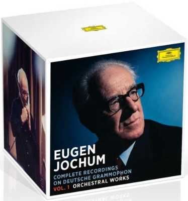オイゲン・ヨッフム/DG録音全集 第1集『交響曲、管弦楽、協奏曲作品集』(42CD)