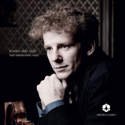 ヴィオラとピアノによるプロコフィエフ:ロメオとジュリエットより、ショスタコーヴィチ:24の前奏曲より ヴァイト・ヘルテンシュタイン、ワン・ペイヤオ