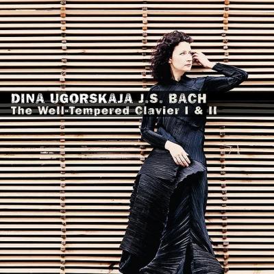 平均律クラヴィーア曲集全曲 ディーナ・ウゴルスカヤ(ピアノ)(5CD)