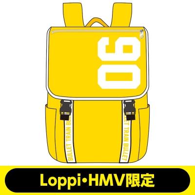 超特急 backpack(黄)【Loppi・HMV限定】
