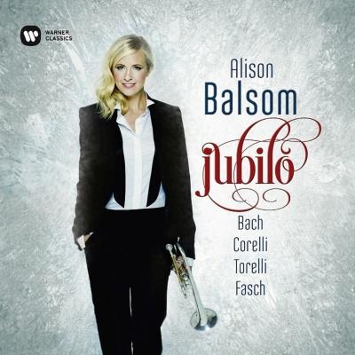 『ジュビロ〜バロック・トランペット・クリスマス』 アリソン・バルサム、エンシェント室内管弦楽団、スティーヴン・クレオバリー、他