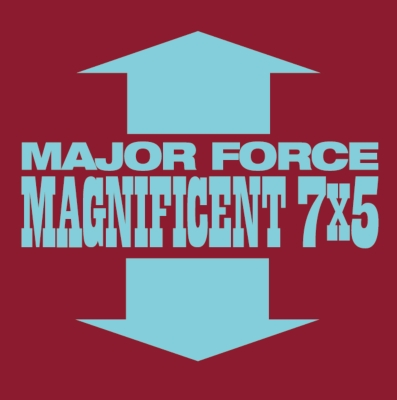 Major Force Magnificent 7×5