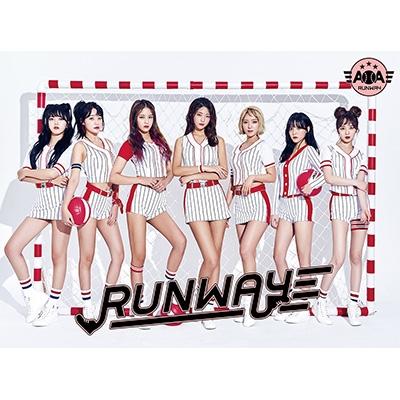 RUNWAY 【初回限定盤A】 (CD+Blu-ray+ランダムフォトカード)