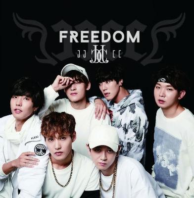 FREEDOM 【初回盤B】 (CD+DVD)