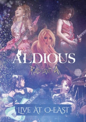 Radiant A Live in TSUTAYA O-EAST