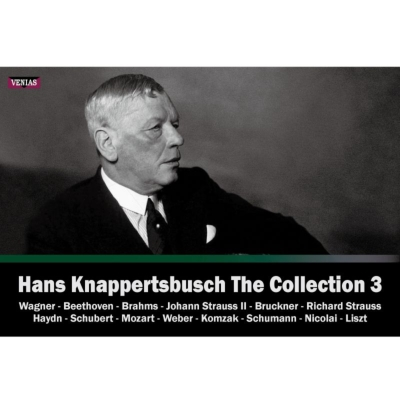 ハンス・クナッパーツブッシュ・コレクション~1925-1964録音集(70CD)