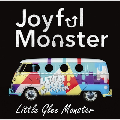 Joyful Monster 【通常盤】(CD+Cover CD) · Little Glee Monster