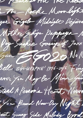 EGO20 EGO-WRAPPIN' 1996-2016 CD付き (ライヴ音源収録)