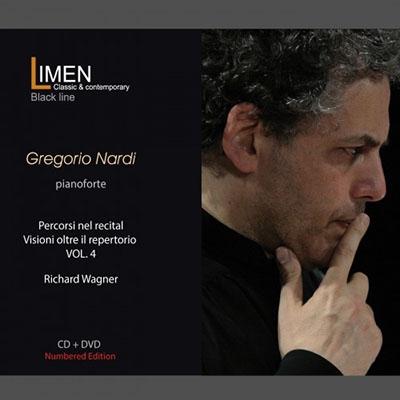 オリジナル・ピアノ作品集、ワーグナー作品のピアノ用編曲集 グレゴリオ・ナルディ
