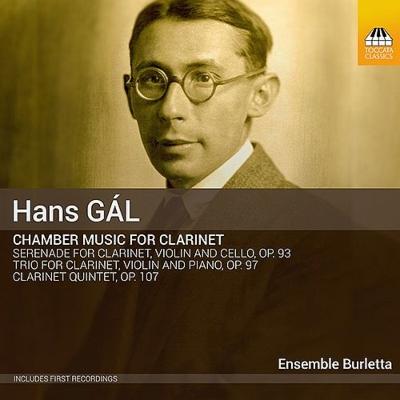 クラリネット五重奏曲、三重奏曲、セレナード アンサンブル・ブルレッタ