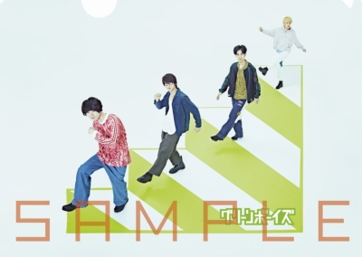 【Loppi HMV限定】 クリアファイル3枚セット