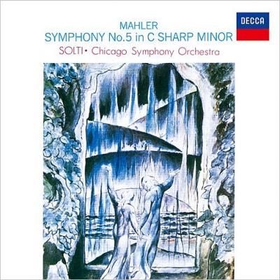 symphony no 5 georg solti chicago symphony orchestra mahler 1860 1911 hmv books online. Black Bedroom Furniture Sets. Home Design Ideas