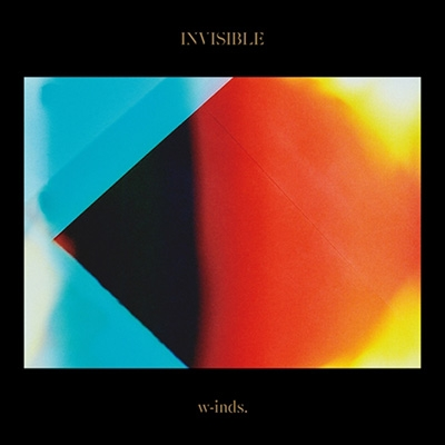 INVISIBLE 【初回盤A】 (2CD+Blu-ray)