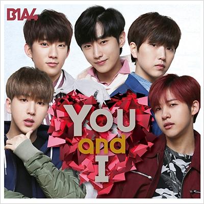 You and I 【初回限定盤A】 (CD+DVD)