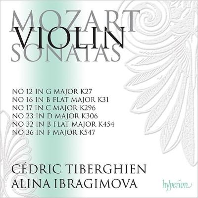 ヴァイオリン・ソナタ全集第3集 アリーナ・イブラギモヴァ、セドリック・ティベルギアン(2CD)