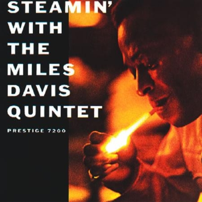 「analogue productions MILES DAVIS / STEAMIN' WITH THE MILES DAVIS QUINTET- MONO」の画像検索結果