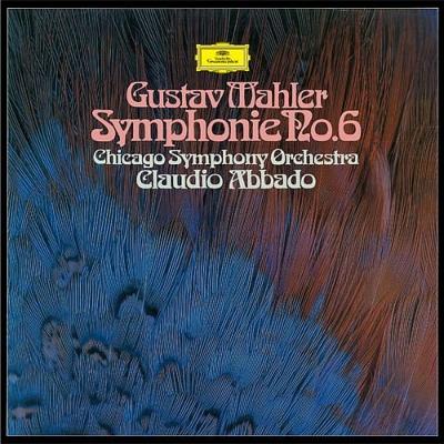 交響曲第6番『悲劇的』 クラウディオ・アバド&シカゴ交響楽団(シングルレイヤー)