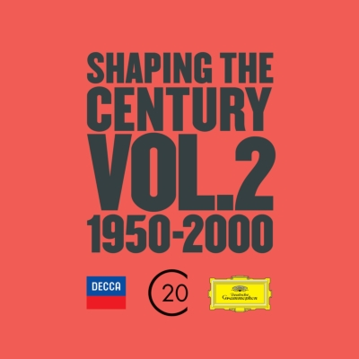 Shaping The Century Vol.2 1950-2000 (26CD)