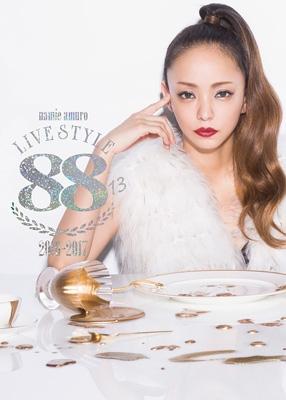 namie amuro LIVE STYLE 2016-2017 (DVD)
