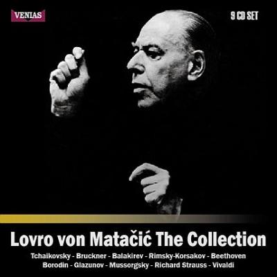 ロヴロ・フォン・マタチッチ・コレクション~1954-1962年録音集(9CD)