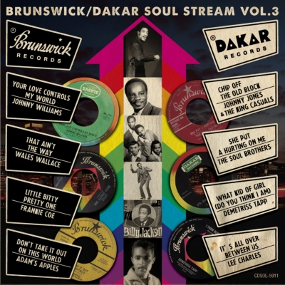 Brunswick / Dakar Soul Stream Vol.3