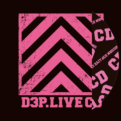 D3P.LIVE CD
