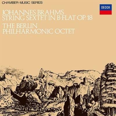 弦楽六重奏曲第1番、第2番 ベルリン・フィルハーモニー八重奏団(シングルレイヤー)