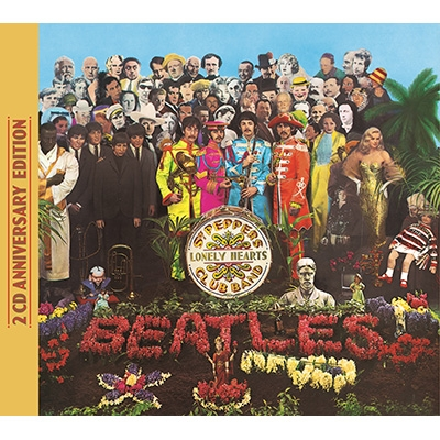 Sgt.Pepper's Lonely Hearts Club Band Anniversary Deluxe Edition (2CD)