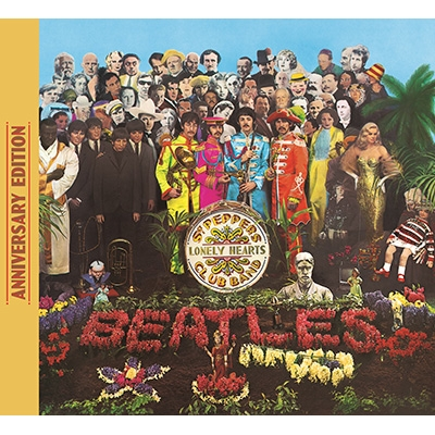 Sgt.Pepper's Lonely Hearts Club Band Anniversary Edition (1CD)