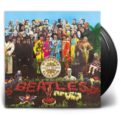Sgt.Pepper's Lonely Hearts Club Band Anniversary Deluxe Edition (2枚組/180グラム重量盤レコード)【限定盤】