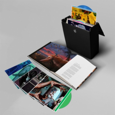 Humanz スーパー・デラックス・エディション (初回生産限定盤/BOX仕様/14枚組/12インチシングルレコード)