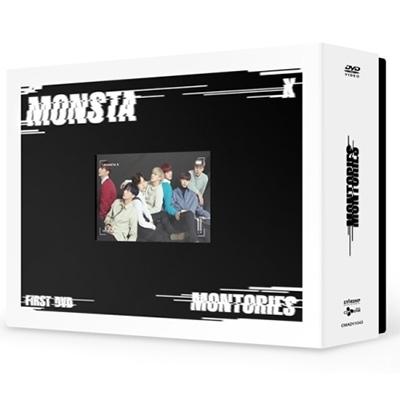 1st DVD: MONTORIES
