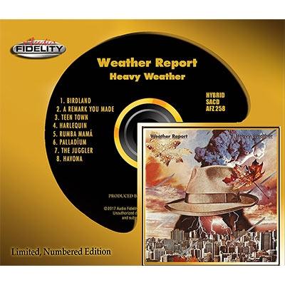 Heavy Weather (Hybrid SACD)