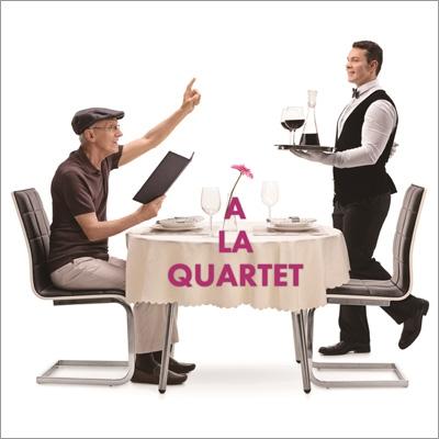 A LA QUARTET (+DVD)